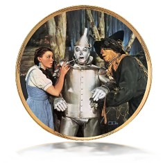 The Tin Woodman speaks
