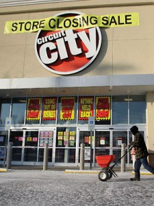 Now-closed Circuit City