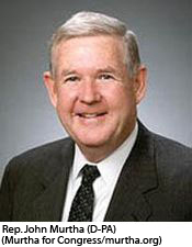 The Late Rep. John Murtha