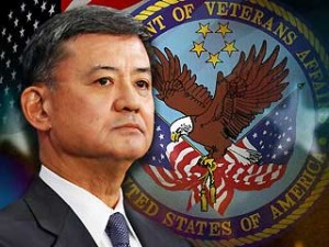 U.S. Veterans Affairs Secretary, Hon. Eric Shinseki
