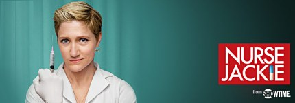 Image credit: Edie Falco as Nurse Jackie - (c) Showtime Networks
