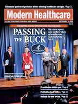 American Healthcare Magazine - September 6, 2010 - Nick Jacobs, FACHE - HealingHospitals.com