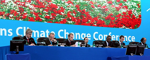 Conference on Climate Change, Poznan, Poland
