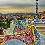 Park Güell - Barcelona - photo credit: J.B. Reynier