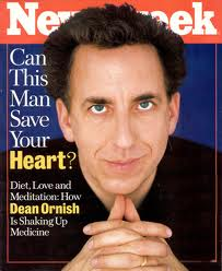 Newsweek cover - Dr. Dean Ornish - Healing Hospitals - Nick Jacobs, FACHE