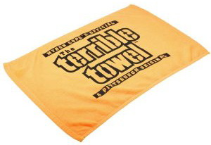 Terrible Towel - Pittsburgh - Nick Jacobs
